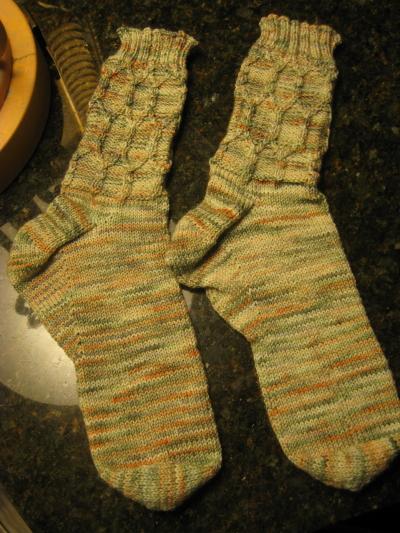Sock table