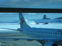 Blowing past Air Canada