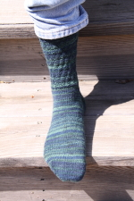 oceanesque socks