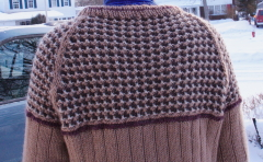 Triple L Tweed Sweater