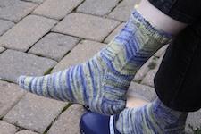 Bluefields socks