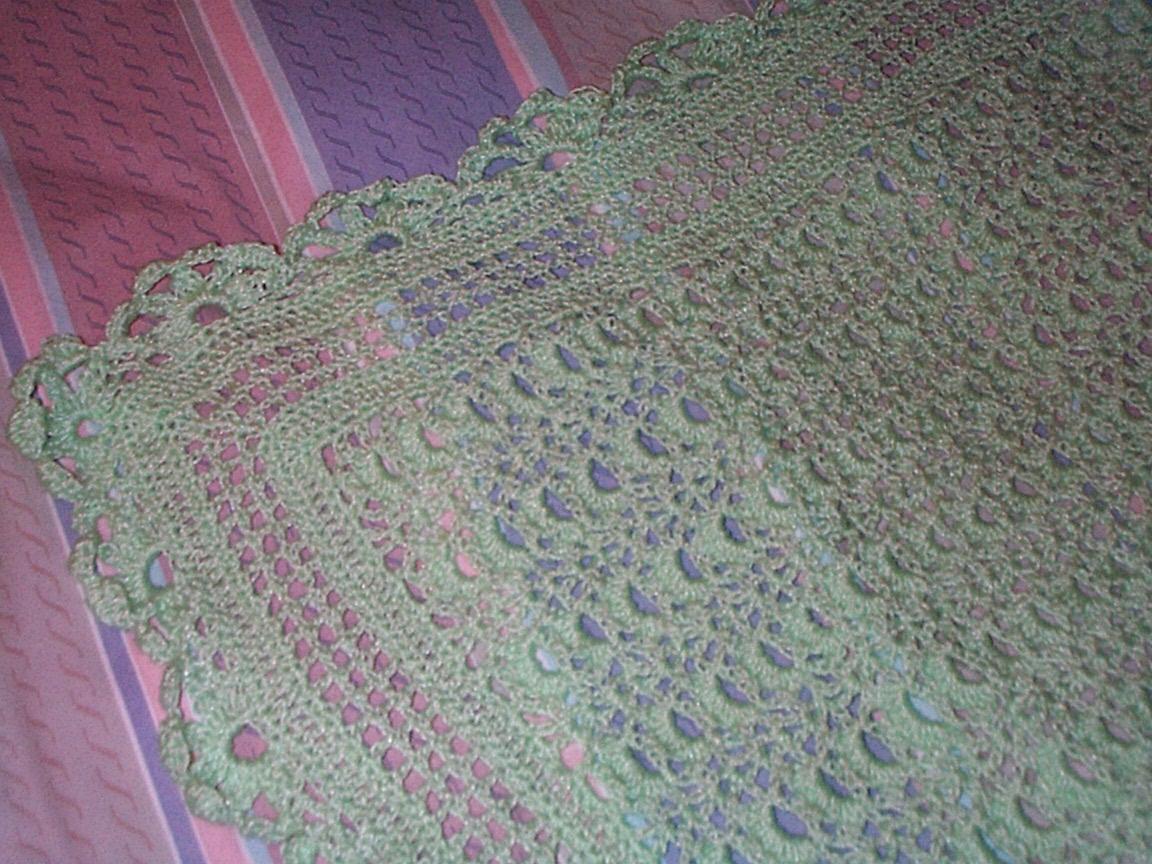 Crochet Baby Blanket (2001)