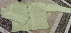 Green KM Jacket