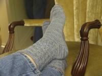 Jeans Socks