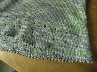 Bottom  knit picot