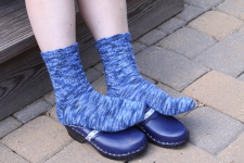 Summer waters socks