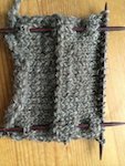 3-ply knit up